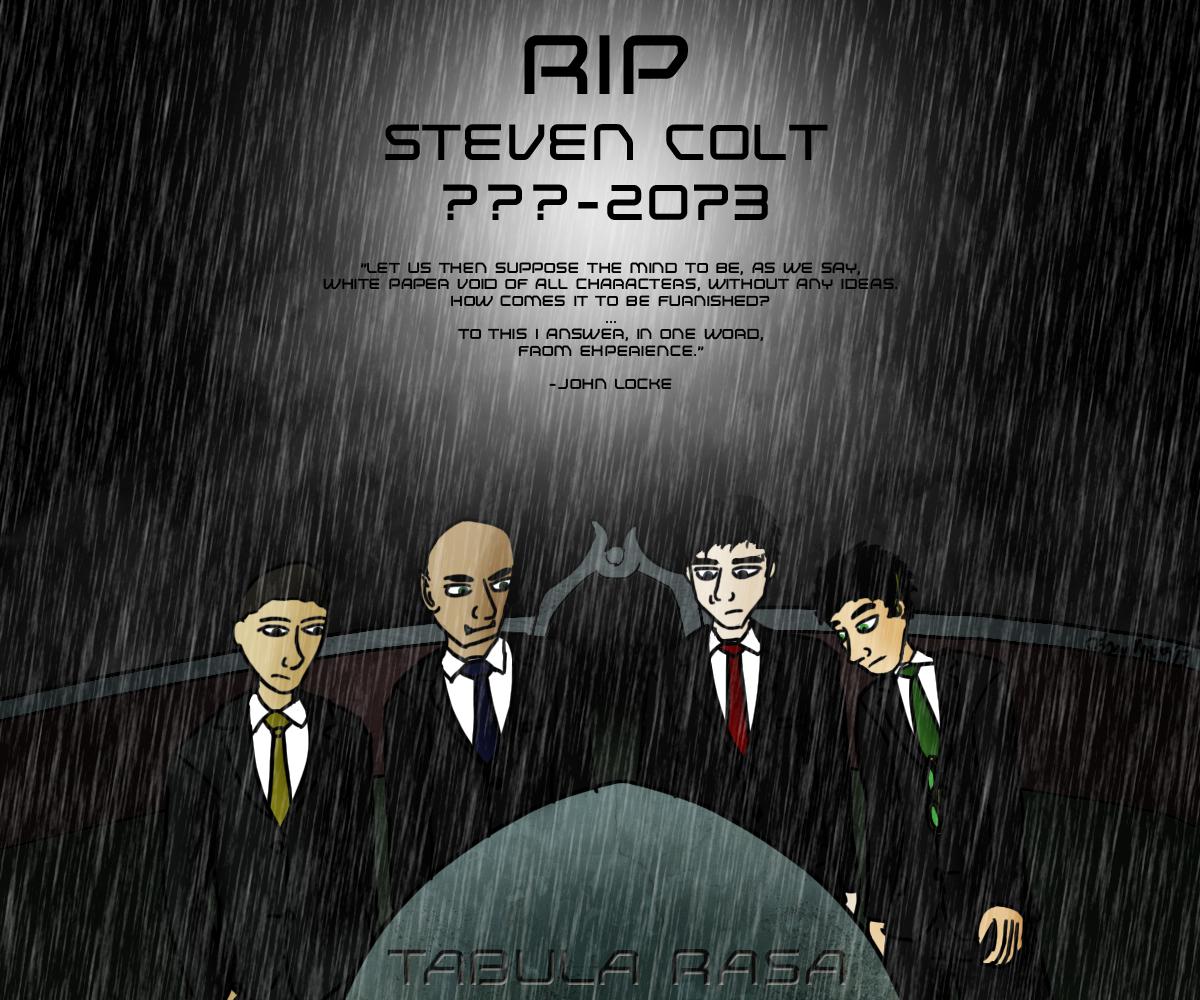 RIP Steven